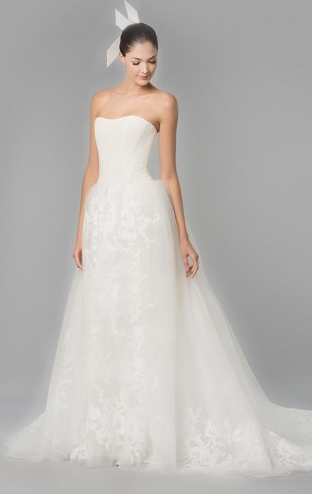 Carolina Herrera  esküvői ruhái I. - Ceremóniamester ajánlja