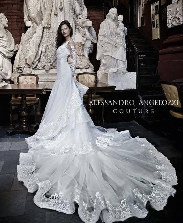 Ceremóniamester ajánlja - Alessandro Angelozzi Couture