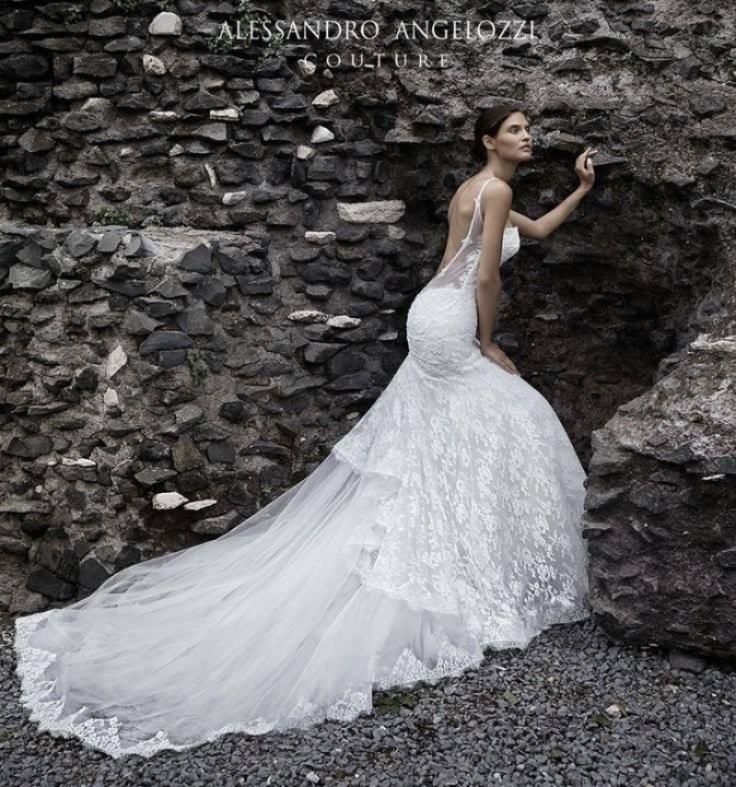 Most beautiful dresses from Alessandro Angelozzi Couture  - Master of Ceremony recommends 4 U