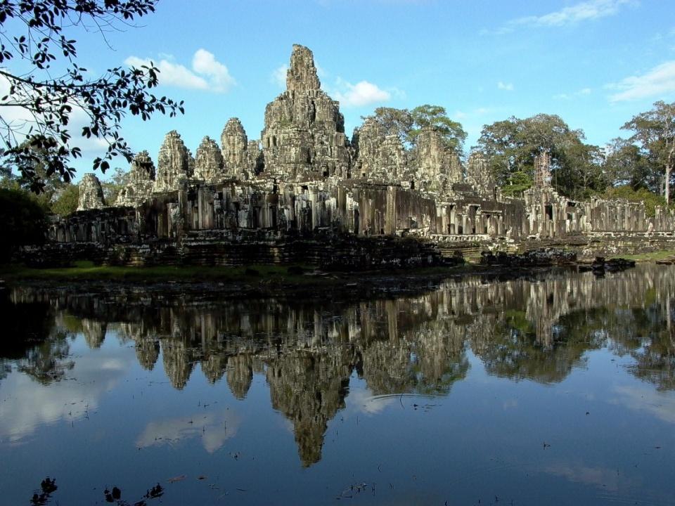 Ceremóniamester ajánlja  - Utazzásaim a Nagyvilágban 1. - Kambodzsa