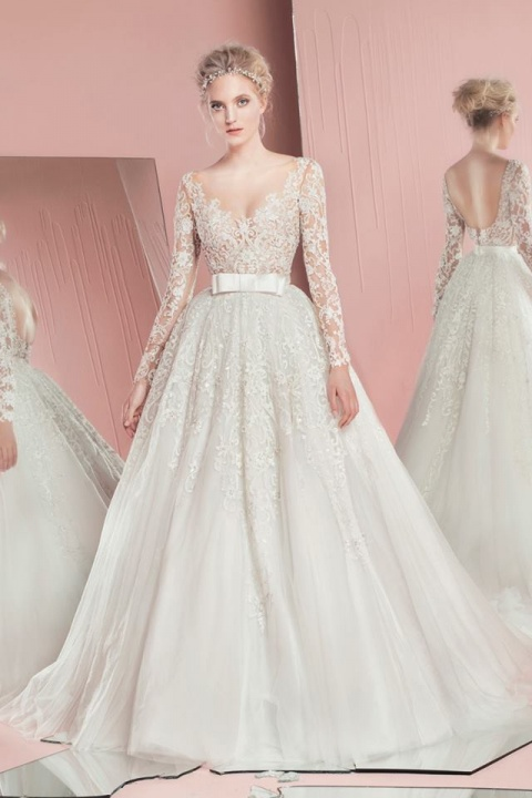 Master of Ceremony recommends 4 U - Zuhair Murad Bridal 2016 spring