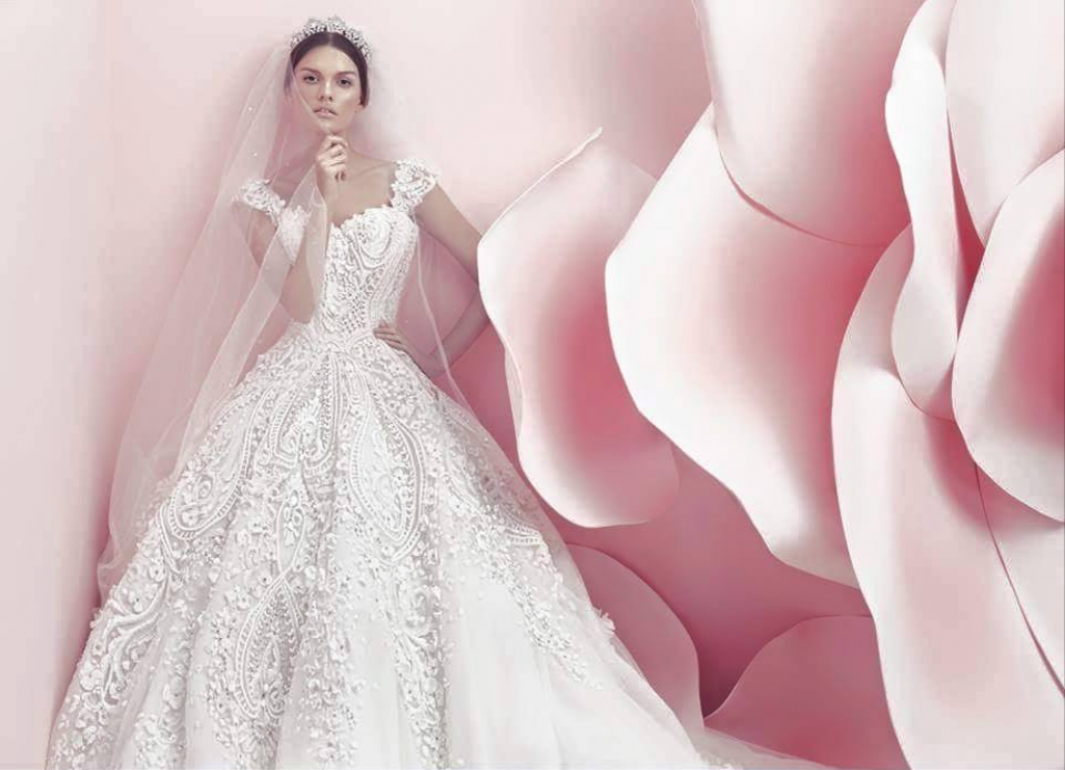 Ceremóniamester ajánlja  - Michael Cinco extra csodás 2016-os esküvői ruhái
