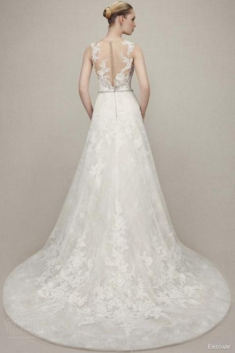 Ceremóniamester ajánlja  -  Enzoani Bridal csodás 2016-os esküvői ruhái