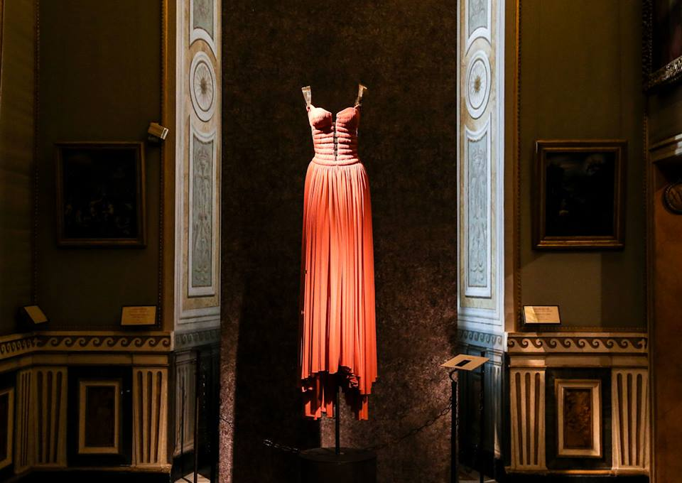 Master of Ceremony recommends 4 U - soft sculpture in a museum