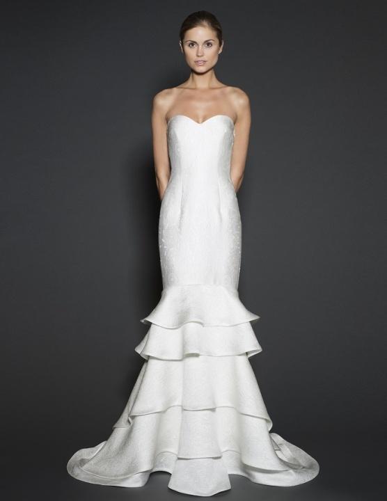 Szépséges Naeem Khan esküvői ruhák - Ceremóniamester ajánlja