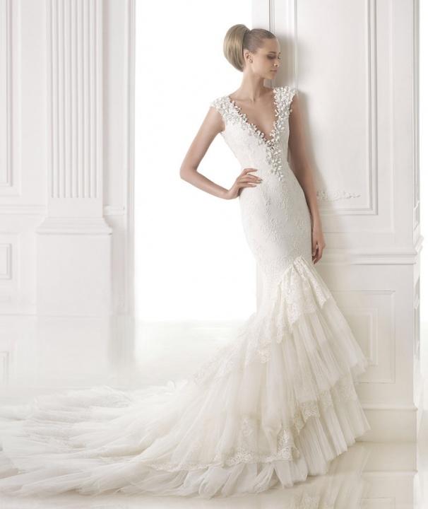 Új PRONOVIAS 2016 esküvői ruhák  - Ceremóniamester ajánlja