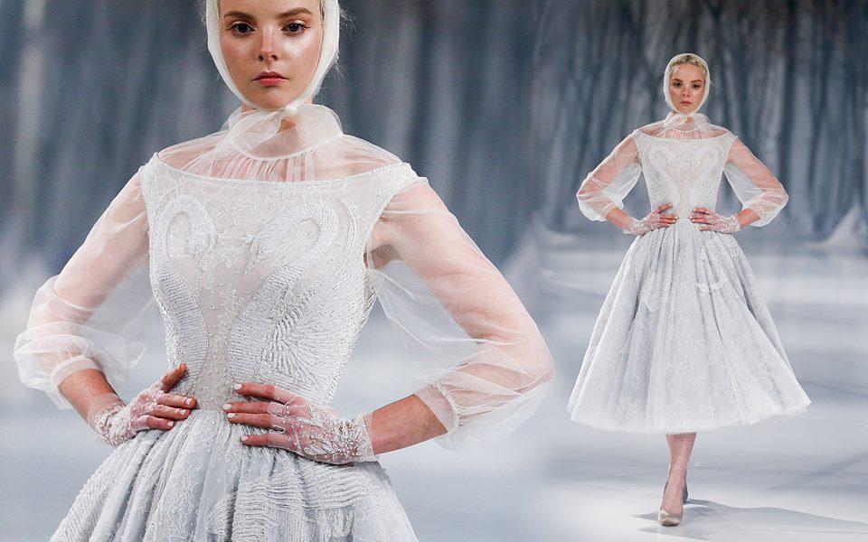 Ceremóniamester ajánlja - Paolo Sebastian 2016-os esküvői ruhái