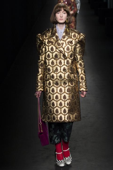Divatbemutatókról ollózva 12 - Gucci 2016  -  Ceremóniamester ajánlja