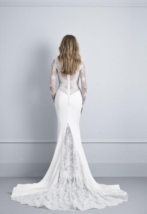 La Haute Bijoux és a  Fleur & Fleur Blanche 2016-os esküvői ruhák  - ceremóniamester ajánlja