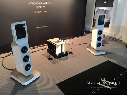 Munich High End Show 2016 - ceremóniamester ajánlja