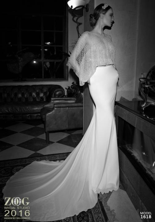 Sigi Sonego dizájner csodás esküvői ruhái - Ceremóniamester ajánlja