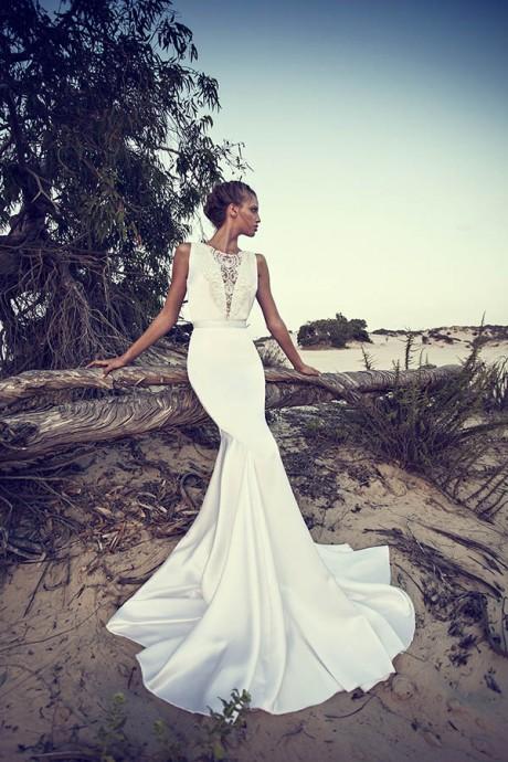 Ceremóniamester ajánlja - Liz Martinez csodás esküvői ruha kollekciója