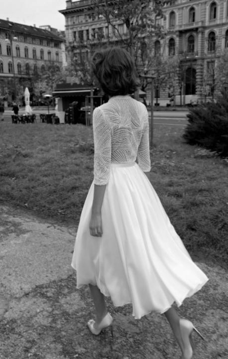 Liz Martinez újabb esküvői ruha kollekciója - Ceremóniamester ajánlja