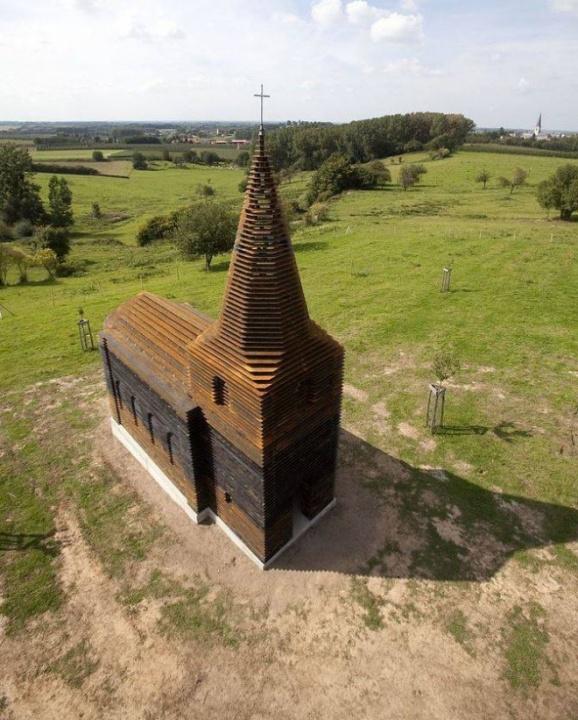 Az átlátszó belga templom, avagy az üresség metafizikai megfogalmazása a nyugati építészetben - Ceremóniamester ajánlja