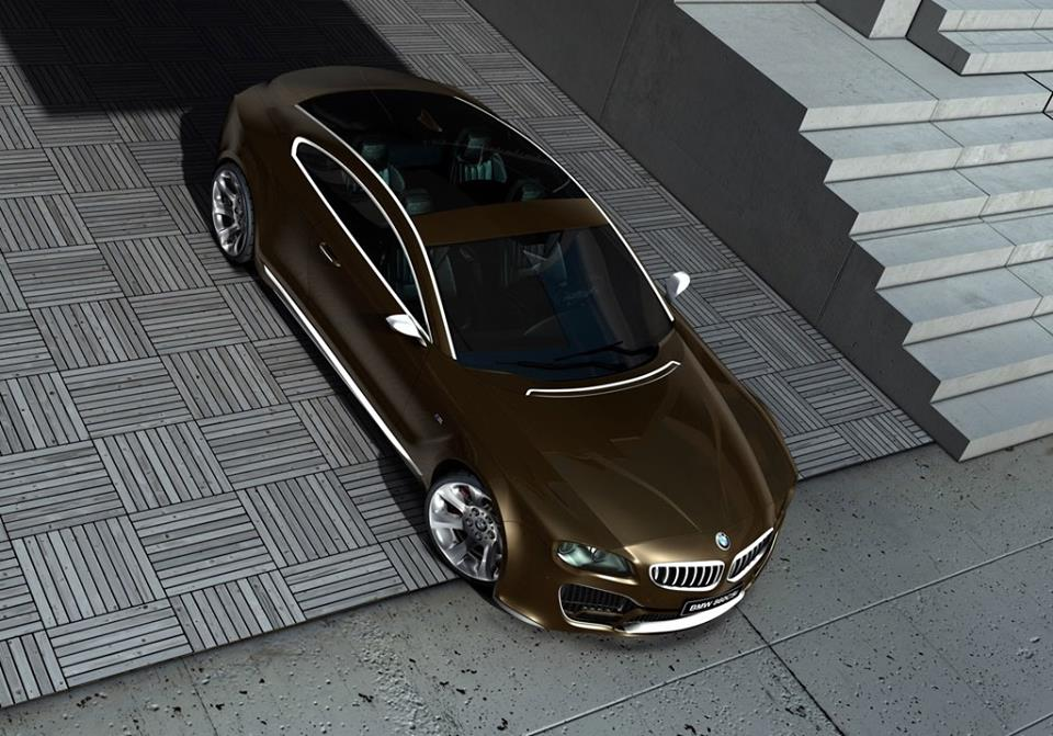 BMW 8 Series Concept - Master of ceremonies recommends 4U