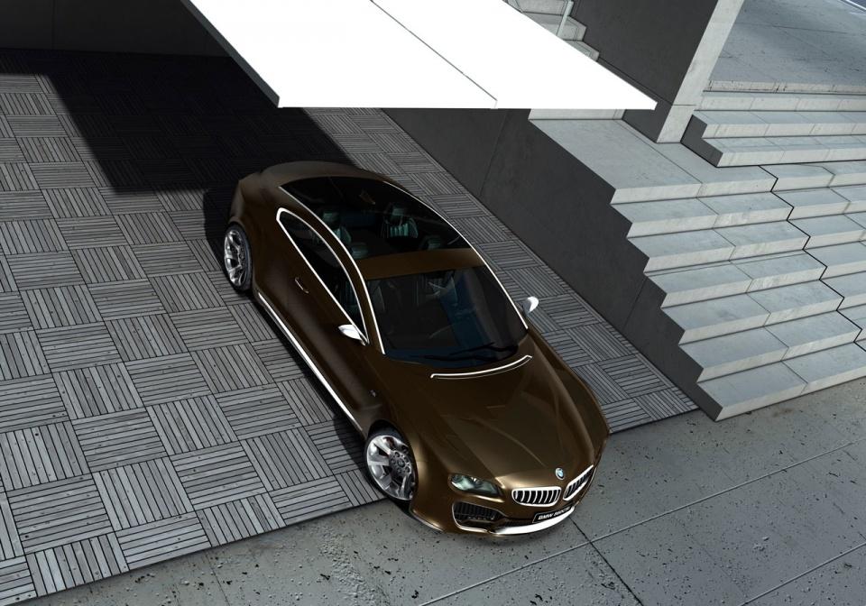 BMW 8 Series Concept - Master of ceremonies recommends 4U