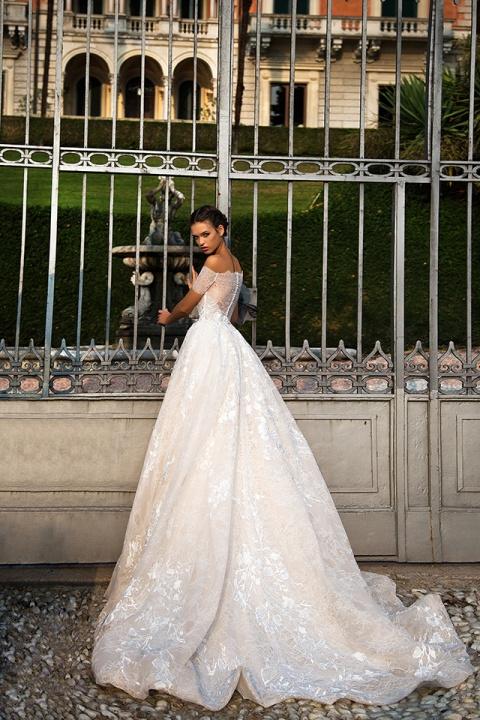 Millanova  esküvői ruhák 2017 - 1. rész - Ceremóniamester ajánlja