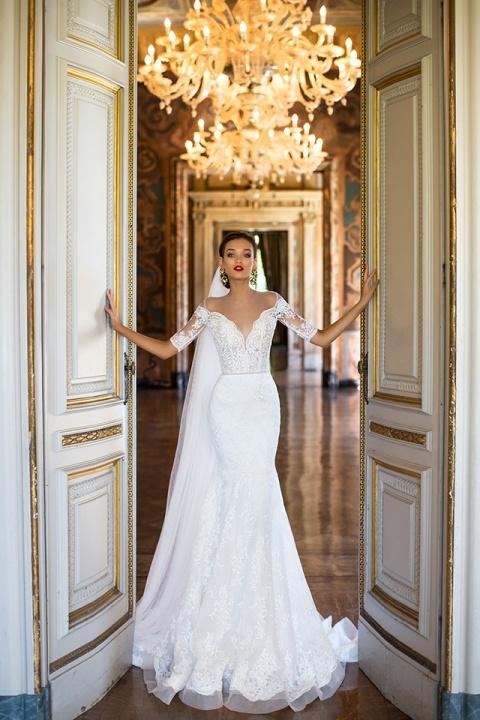 Millanova  esküvői ruhák 2017 - 2. rész - Ceremóniamester ajánlja