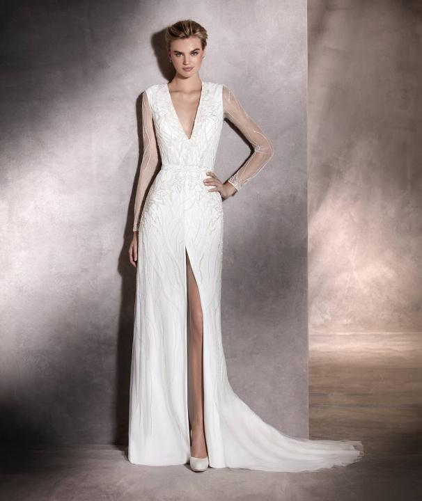 Megbolondulok, hogy melyiket válasszam esküvői ruhák 2017 - II. rész  - Ceremóniamester ajánlja