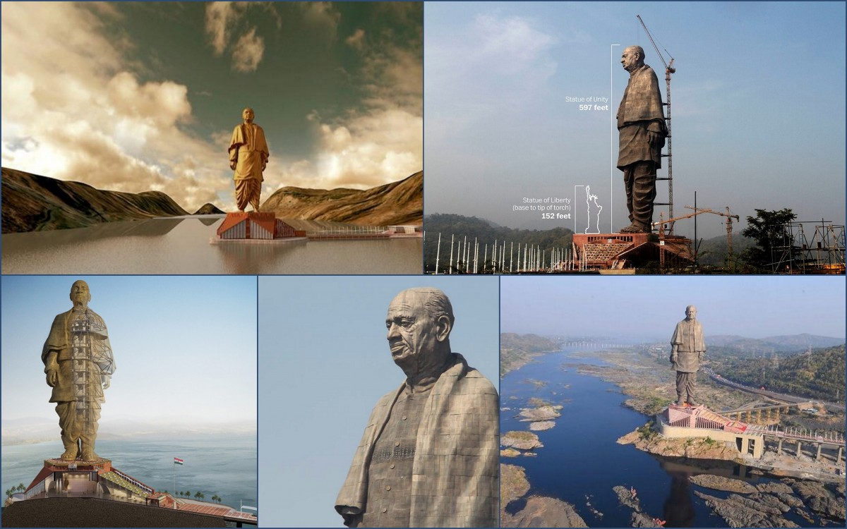 A világ legmagasabb szobrát avatták fel - Ceremóniamester ajánlja