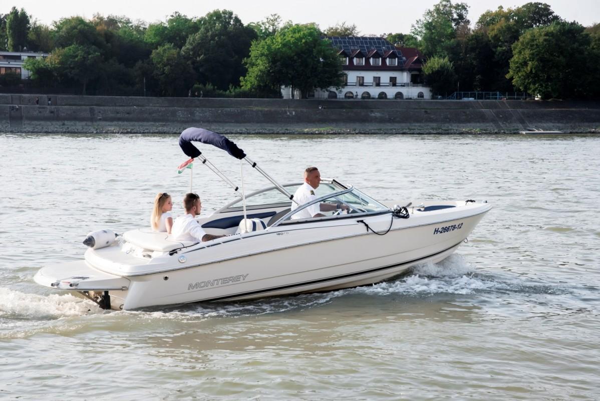 Motorcsónakázás és élményhajózás esküvőre - Ceremóniamester ajánlja