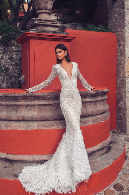 JULIE VINO 2019 Mexican dream wedding dresses - MASTER OF CEREMONY RECOMMENDS 4U