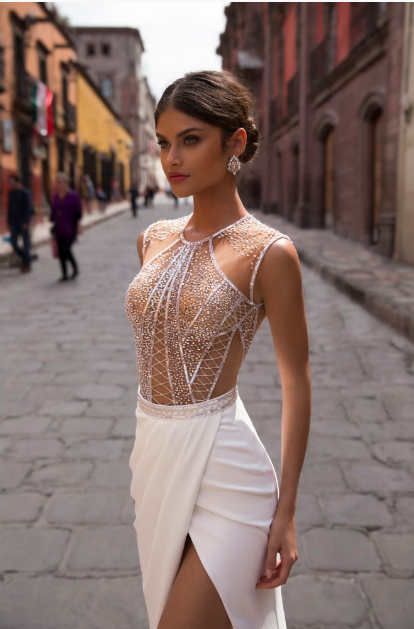 JULIE VINO 2019 Mexican dream wedding dresses- MASTER OF CEREMONY RECOMMENDS 4U