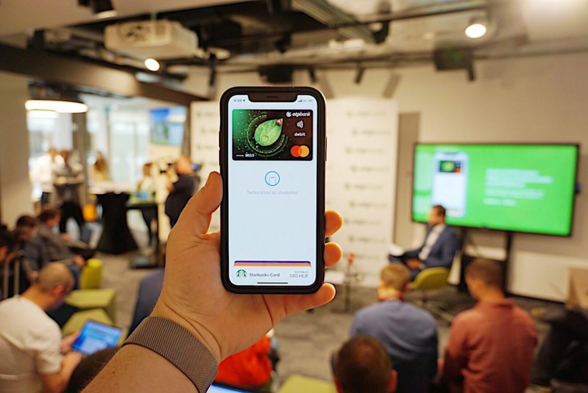 Már itthon is fizethetsz az Apple Pay -el - Ceremóniamester ajánlja