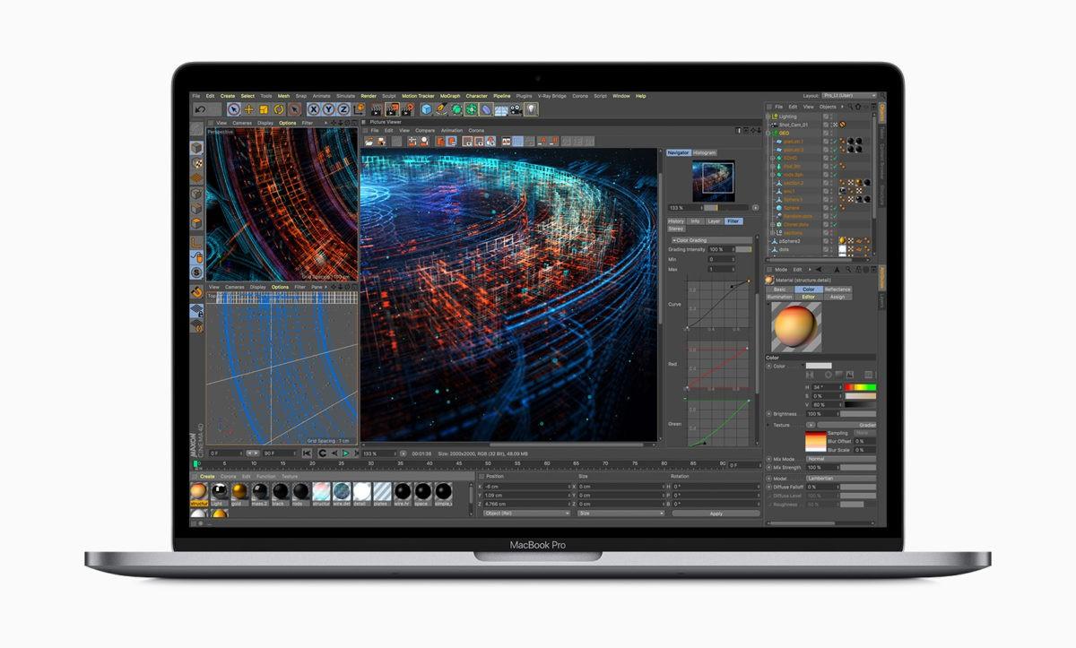 Új, 2019 -es Macbook Pro  - Ceremóniamester ajánlja