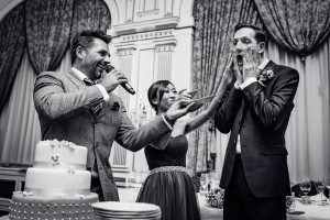 Legextrább tortás esküvői képek - Ceremóniamester ajánlja