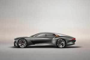 Bentley's EXP 100 GT concept  - MASTER OF CEREMONY RECOMMENDS 4U