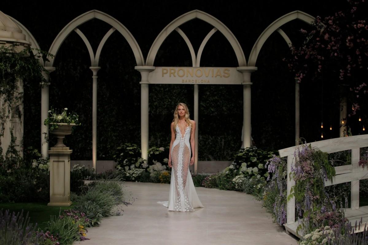 Pronovias dreamly wedding dresses part one - MASTER OF CEREMONY RECOMMENDS 4U
