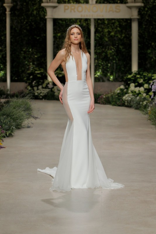 Pronovias dreamly wedding dresses part one - MASTER OF CEREMONY RECOMMENDS 4U