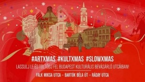 Ne rohanj Karácsonykor - tematikus utcák Budapesten  - Ceremóniamester ajánlja
