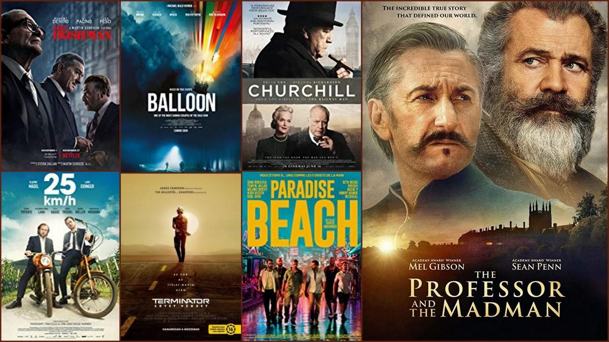 Legújabb filmek amiket nézz ill ne nézz meg XIII - Ceremóniamester ajánlja