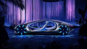 A Mercedes-Benz bemutatta az Avatar film ihlette koncepcióautót - Ceremóniamester ajánlja