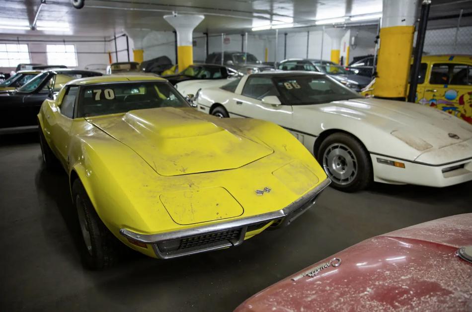 36 régi Corvette-t találtak Manhattenben - Ceremóniamester ajánlja