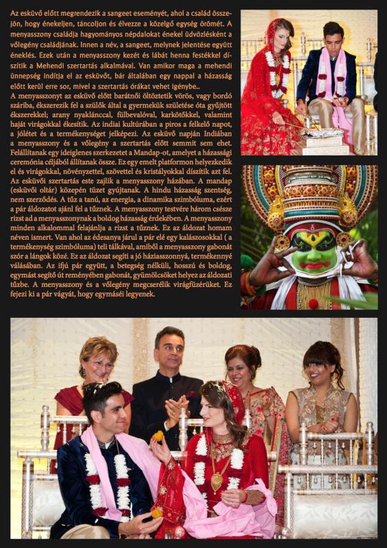 Újra egy cikk egy egyesküvői magazinban - Ceremóniamester ajánlja