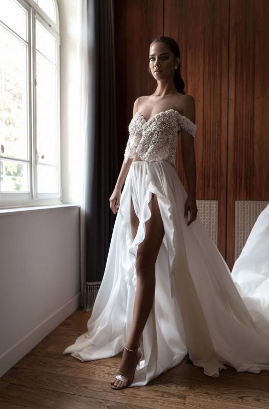Legújabb álom esküvői ruhák, trendek 173 - Ceremóniamester ajánlja