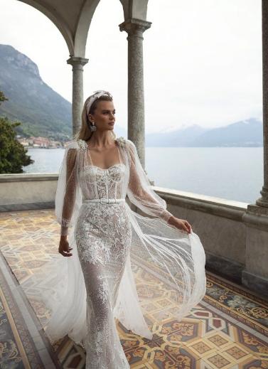 Legújabb álom esküvői ruhák, trendek 175 - Ceremóniamester ajánlja