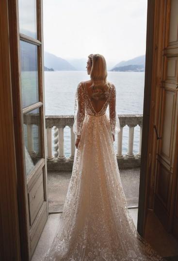 Legújabb álom esküvői ruhák, trendek 176 - Ceremóniamester ajánlja