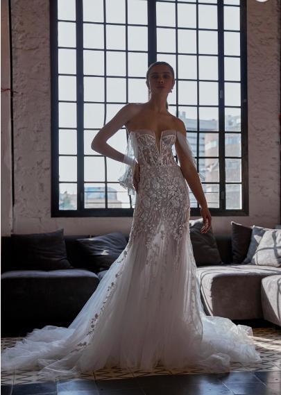 Legújabb álom esküvői ruhák, trendek 178 - Ceremóniamester ajánlja
