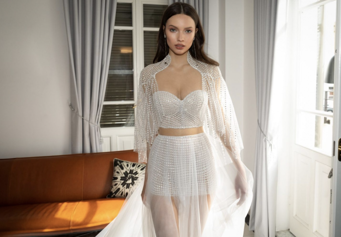 Legújabb álom esküvői ruhák, trendek 181 - Ceremóniamester ajánlja