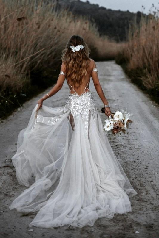 Legújabb álom esküvői ruhák, trendek 187 - Ceremóniamester ajánlja