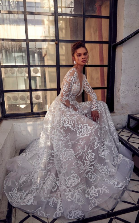The most beautiful wedding dresses 3 - Master of Ceremonies recommends for You