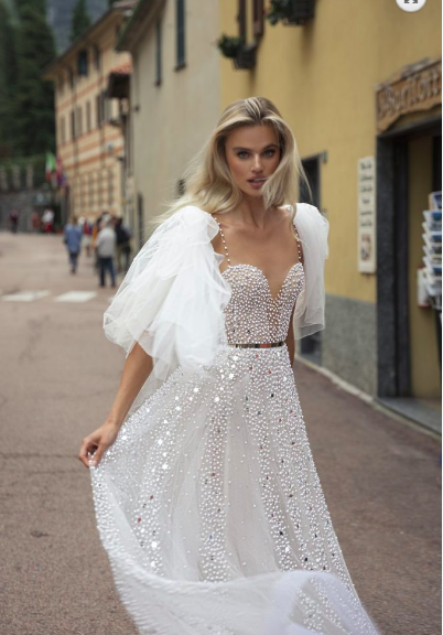The most beautiful wedding dresses 4 - Master of Ceremonies recommends for You