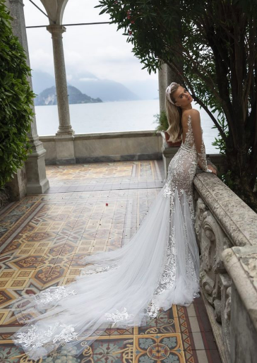 The most beautiful wedding dresses 5 - Master of Ceremonies recommends for You