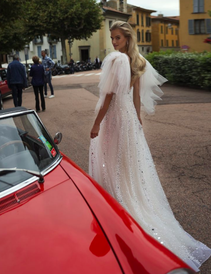 The most beautiful wedding dresses 6 - Master of Ceremonies recommends for You