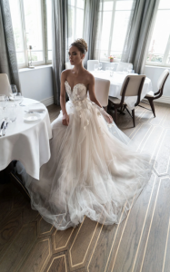 The most beautiful wedding dresses 8 - Master of Ceremonies recommends for You