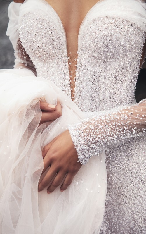 The most beautiful wedding dresses 12 - Master of Ceremonies recommends for You